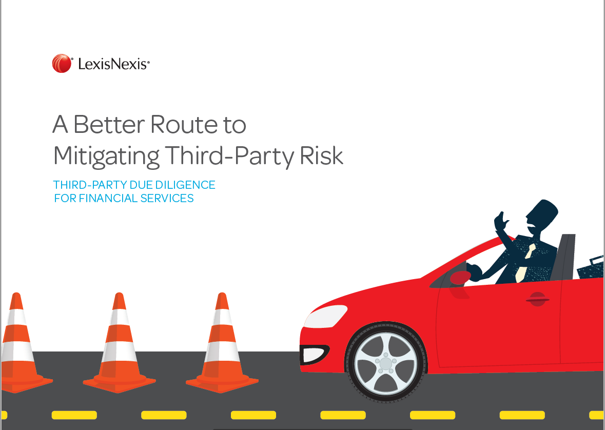 Diligence Third party risk